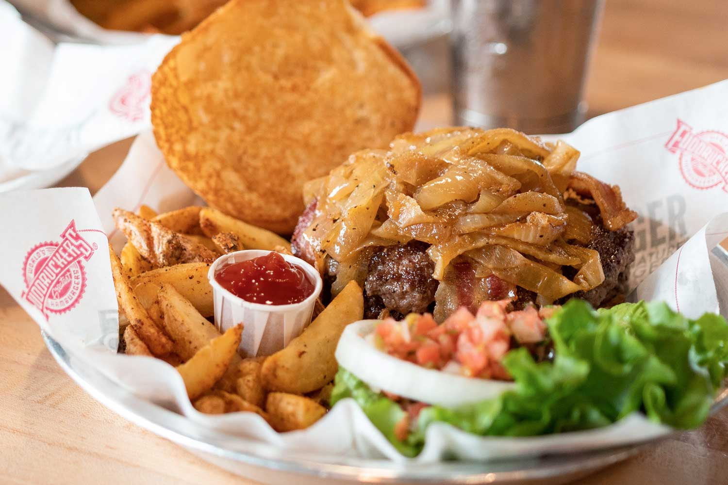 Specialty Burger Image